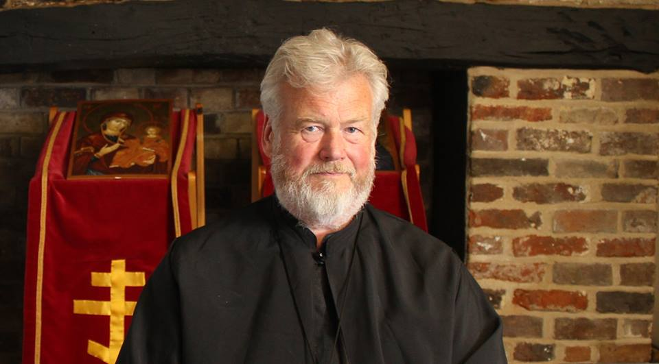 Picture of Father Christopher Knight.